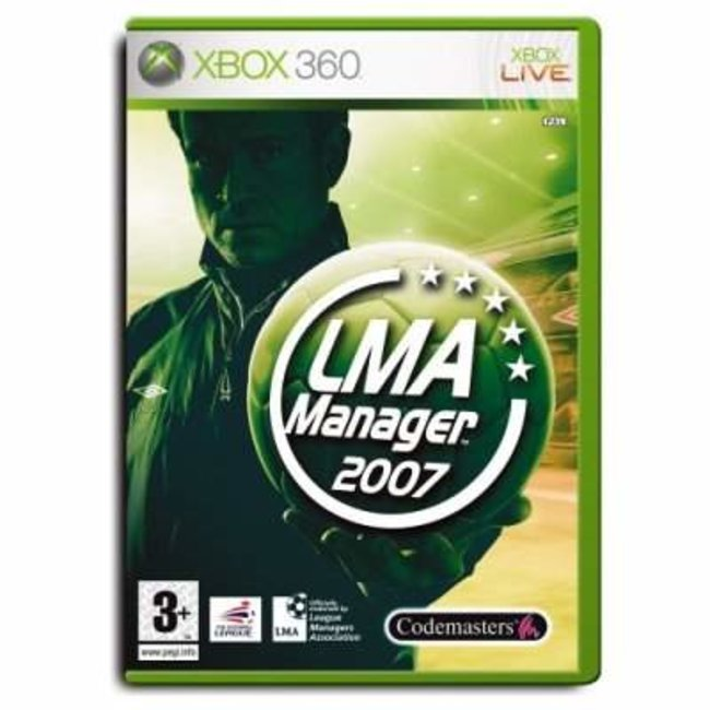 LMA Manager 2007 - XBox360 - photo 1