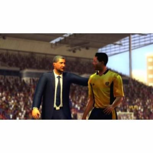 LMA Manager 2007 - XBox360 - photo 4