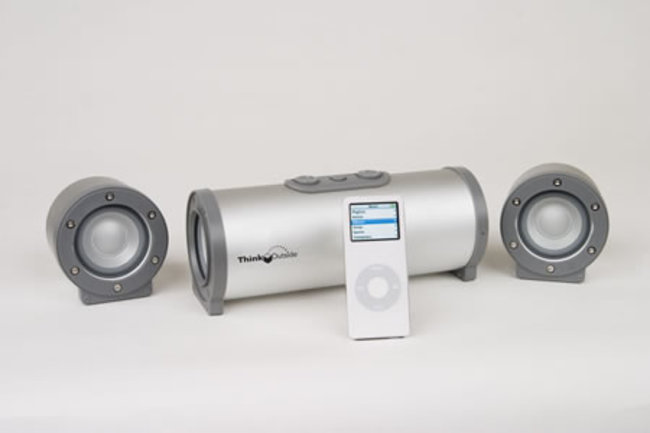ThinkOutside BoomTube H20 speakers - photo 1