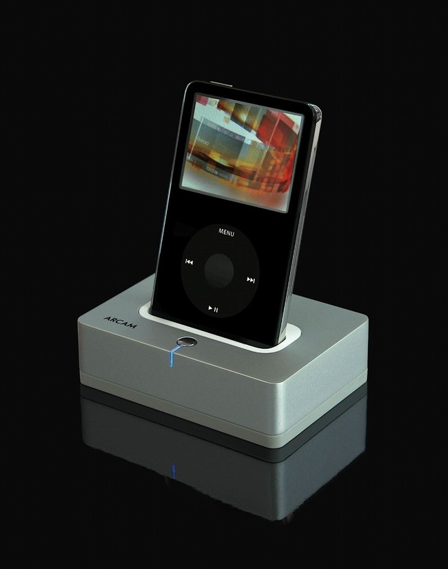 Arcam rDock iPod docking station - photo 2
