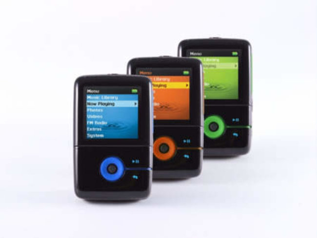 Creative Zen V Plus MP3 player - photo 2