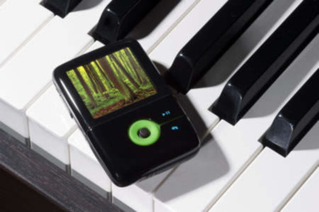 Creative Zen V Plus MP3 player - photo 4