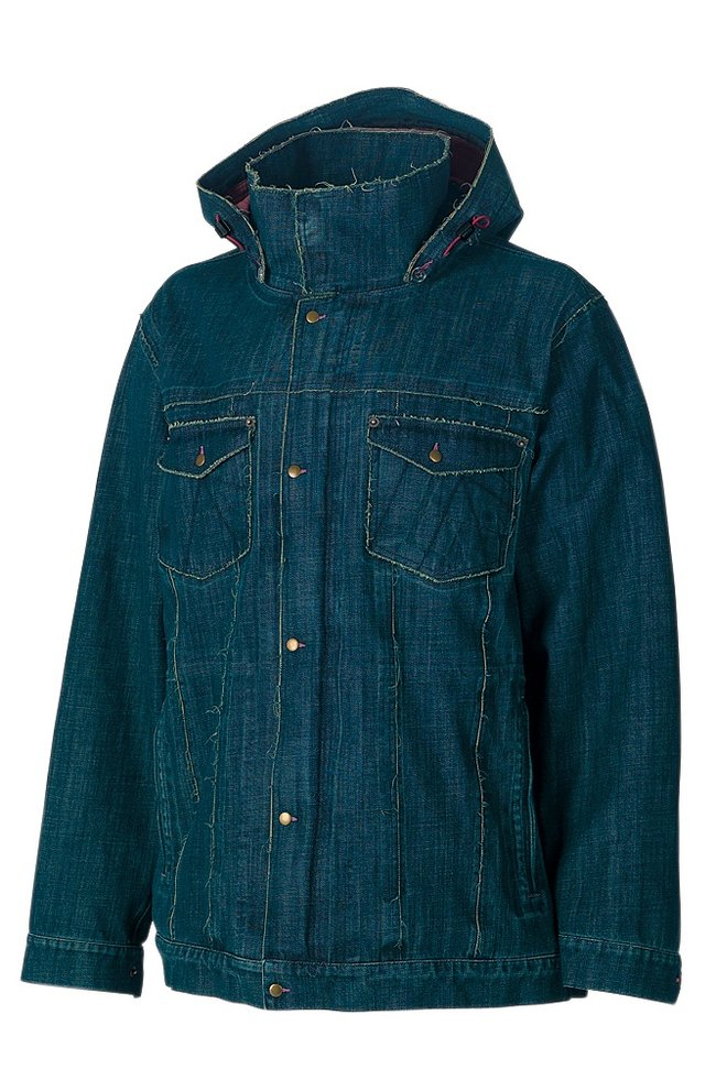 Burton Gore-Tex authentic denim jeans and Jacket - photo 1