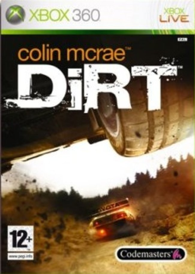 Colin McRae: DIRT - Xbox 360 - photo 1
