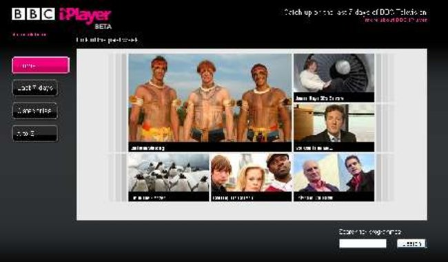 BBC iPlayer - EXCLUSIVE - photo 1