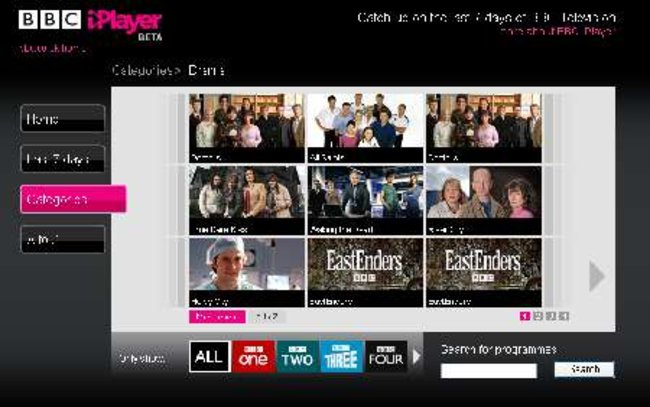 BBC iPlayer - EXCLUSIVE - photo 3