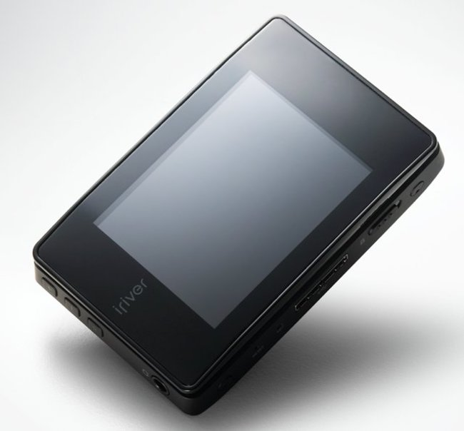 iRiver B20 MP3 player - photo 3