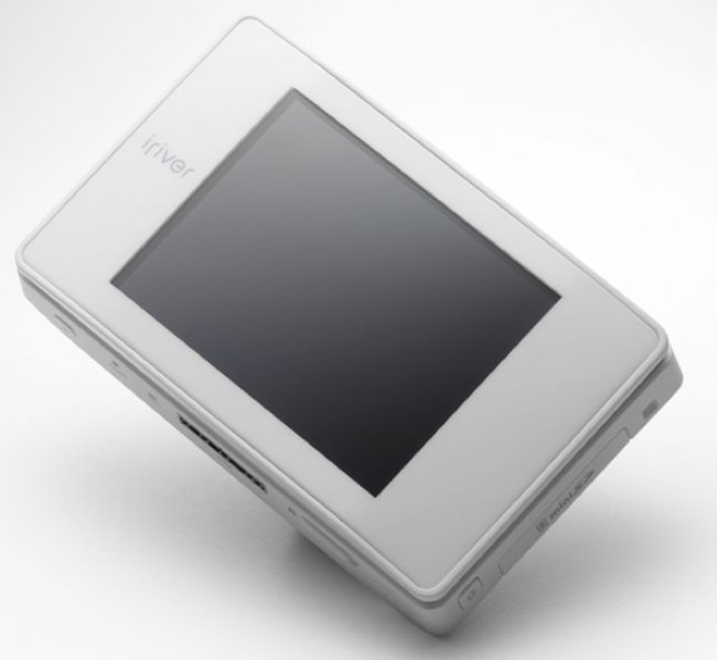 iRiver B20 MP3 player - photo 5