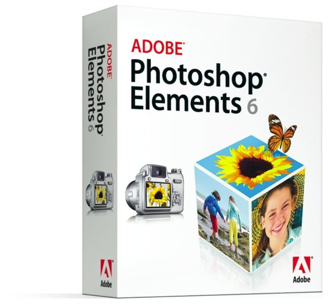 Adobe Photoshop Elements 6 - PC - photo 2
