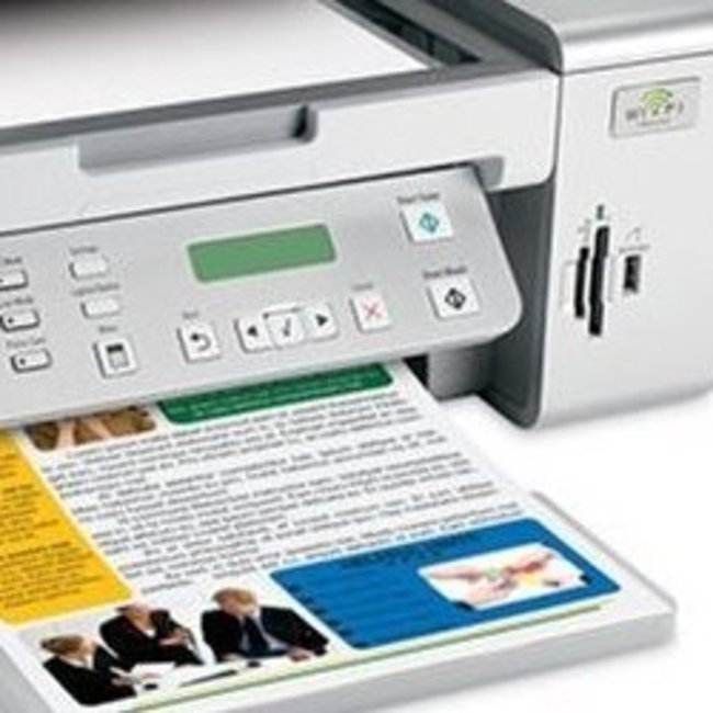 Lexmark X4550 Wireless All-In-One Printer - photo 1
