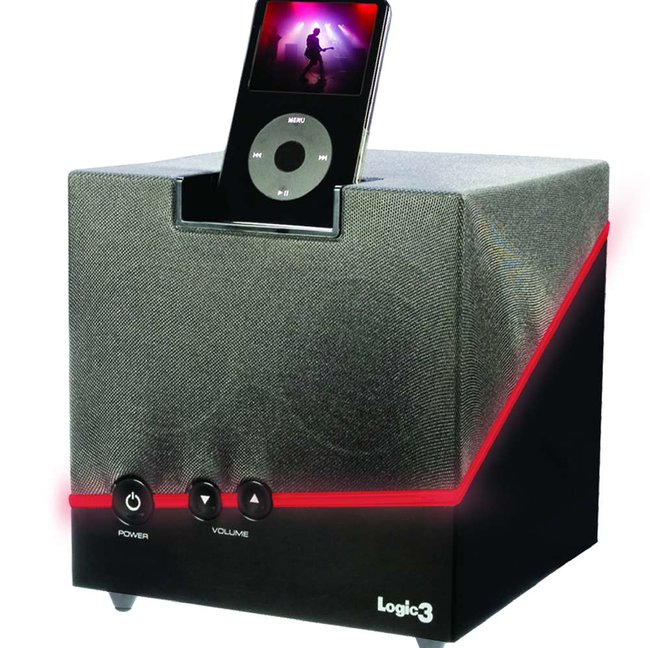 Logic3 JiveBox iPod speaker - photo 6