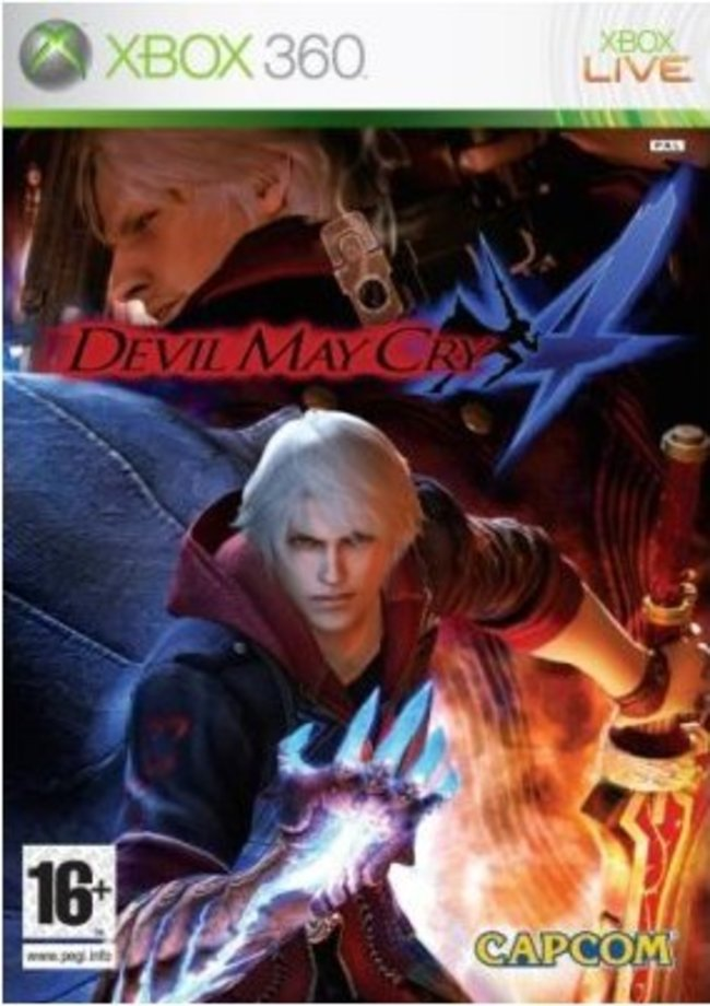 Devil May Cry 4 - Xbox 360 - photo 2