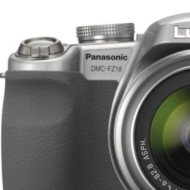 Panasonic DMC-FZ18 digital camera - photo 1