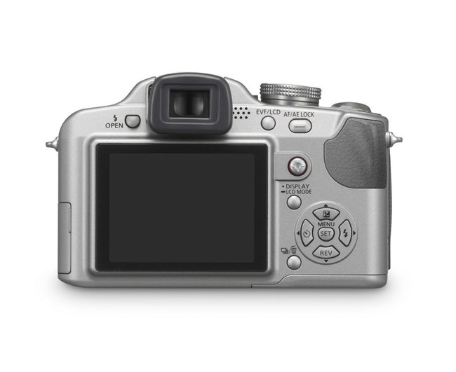 Panasonic DMC-FZ18 digital camera - photo 2
