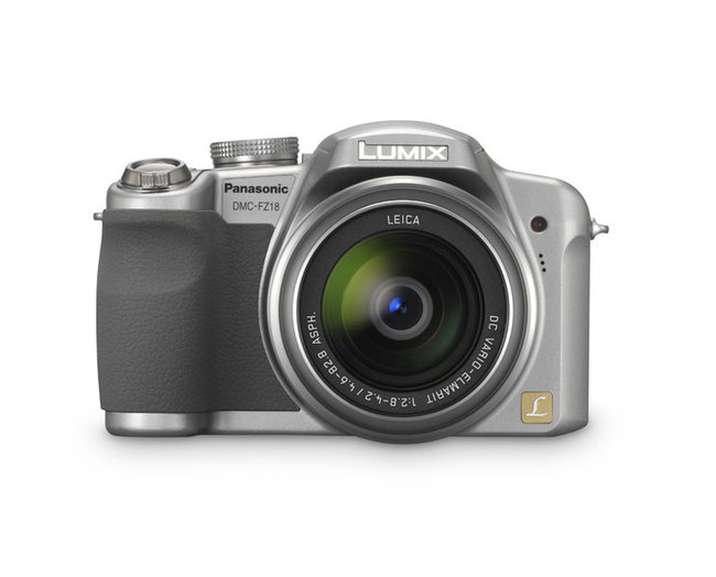 Panasonic DMC-FZ18 digital camera - photo 3
