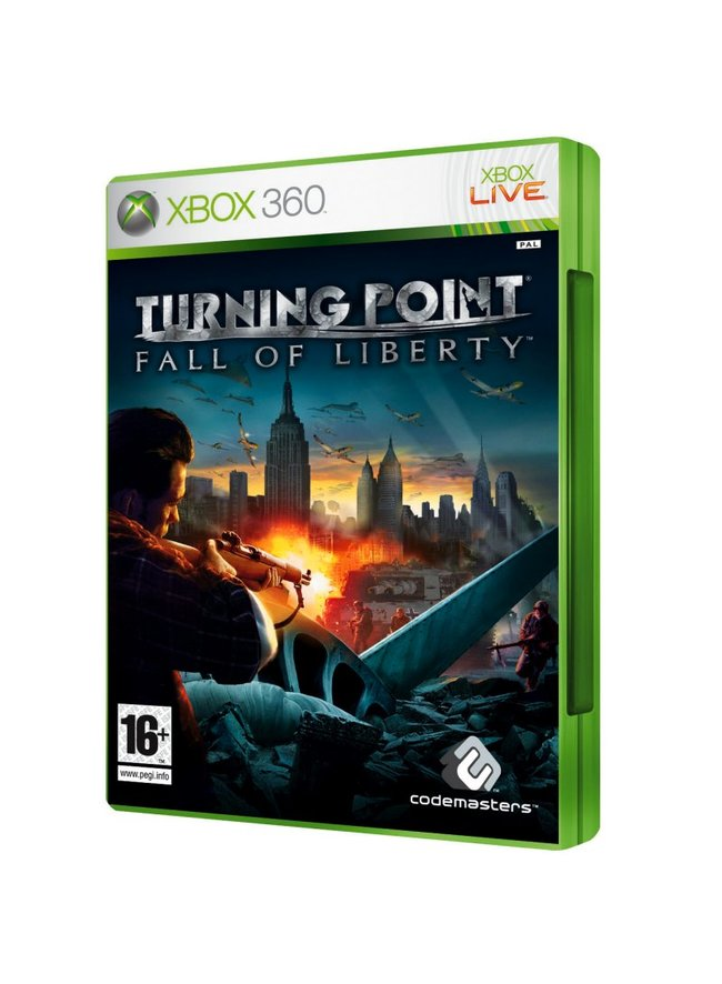 Turning Point: Fall of Liberty – Xbox 360 - photo 2