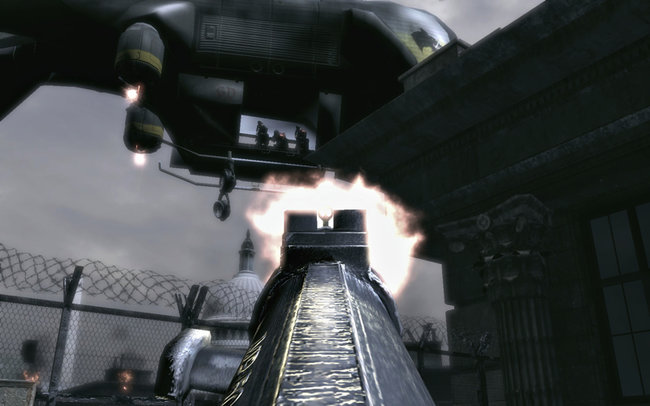 Turning Point: Fall of Liberty – Xbox 360 - photo 3