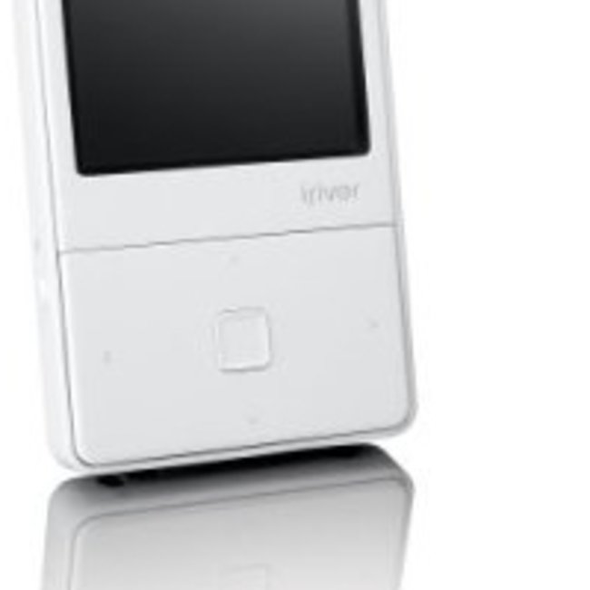 iRiver E100 MP3 player - photo 1