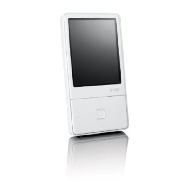 iRiver E100 MP3 player - photo 2