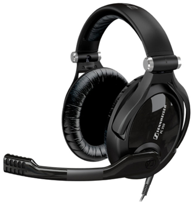 Sennheiser PC 350 headphones - photo 2