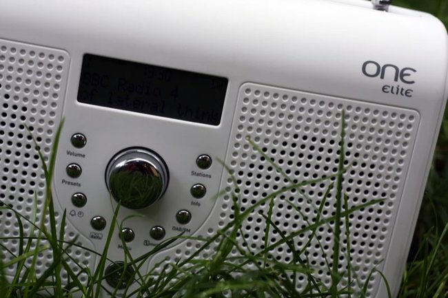 Pure ONE Elite DAB radio - photo 4