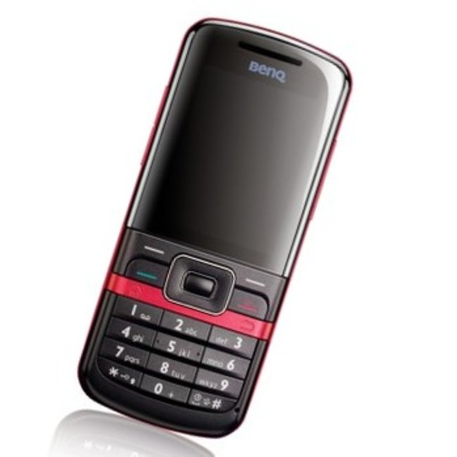 BenQ E72 mobile phone - photo 1