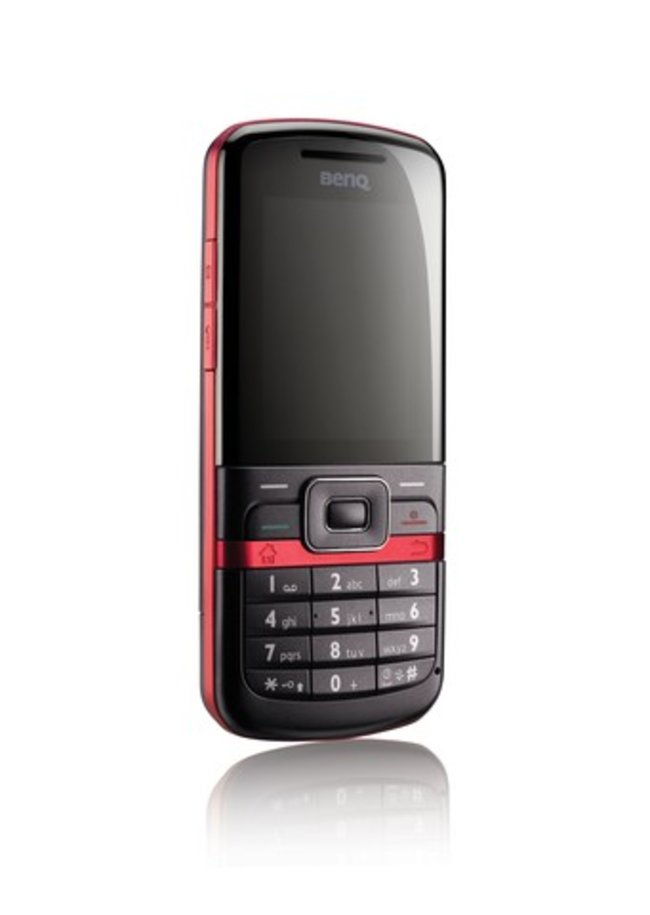 BenQ E72 mobile phone - photo 2
