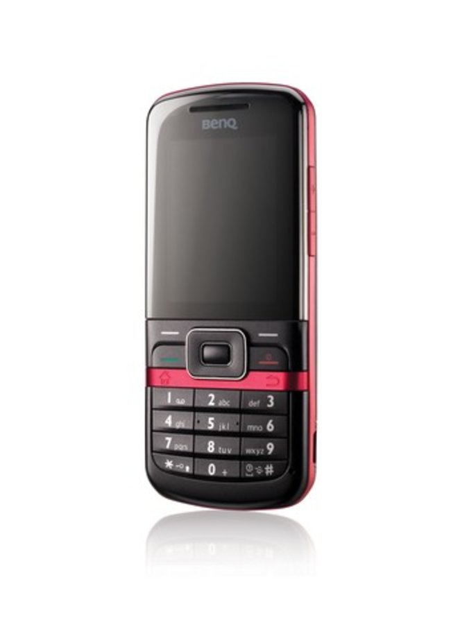 BenQ E72 mobile phone - photo 3