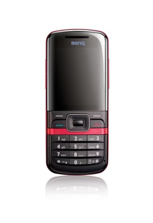 BenQ E72 mobile phone - photo 6