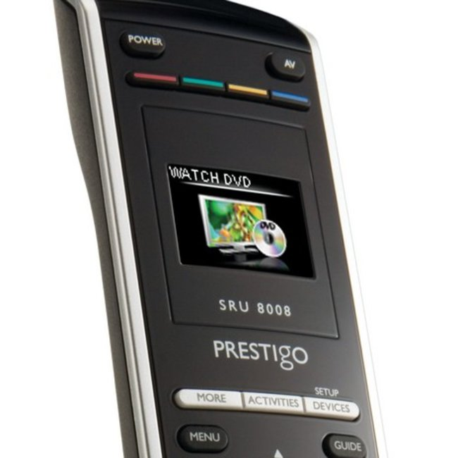 Philips Prestigo SRU8008 remote - photo 1