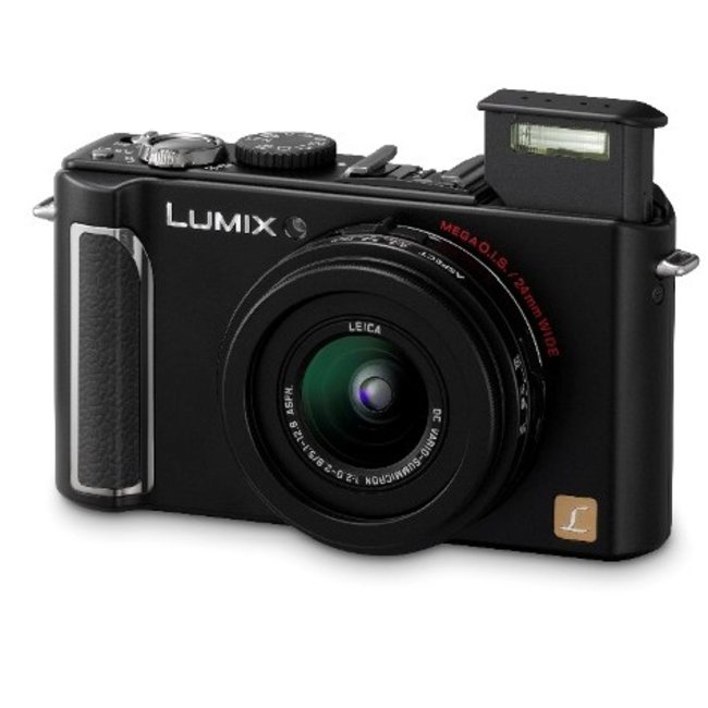 Panasonic Lumix DMC-LX3 digital camera - photo 1