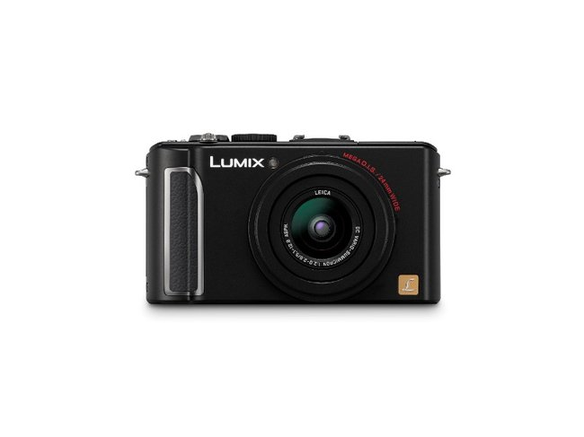 Panasonic Lumix DMC-LX3 digital camera - photo 2