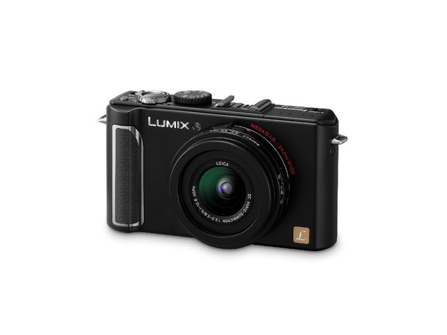 Panasonic Lumix DMC-LX3 digital camera - photo 3