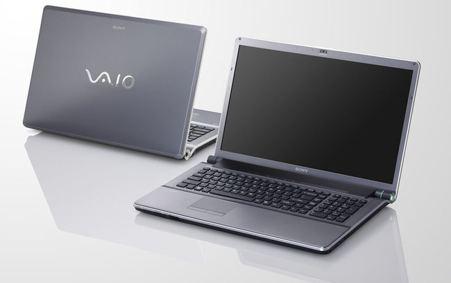 Sony VAIO VGN-AW11M/H notebook   - photo 2