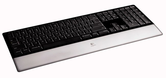 Logitech diNovo Keyboard Mac Edition - photo 8