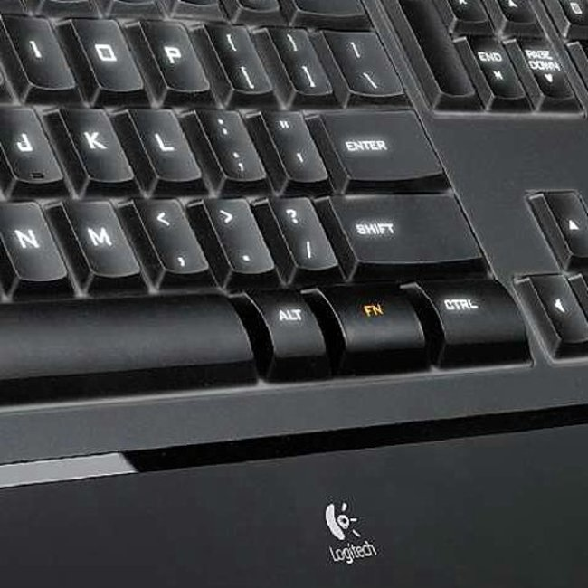 Logitech Illuminated Keyboard - photo 1