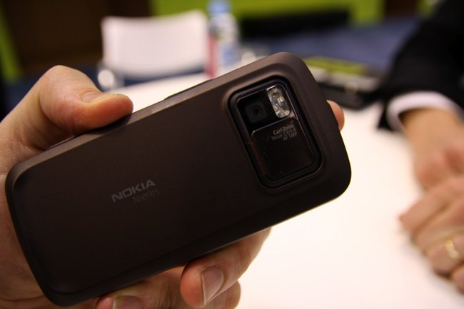 Nokia N97 mobile phone - First Look - photo 5