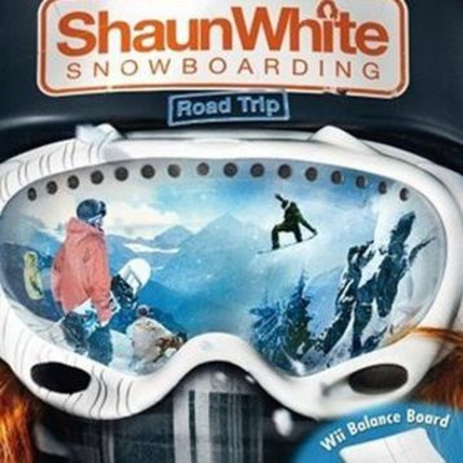 Shaun White Snowboarding: Road Trip - Nintendo Wii - photo 1