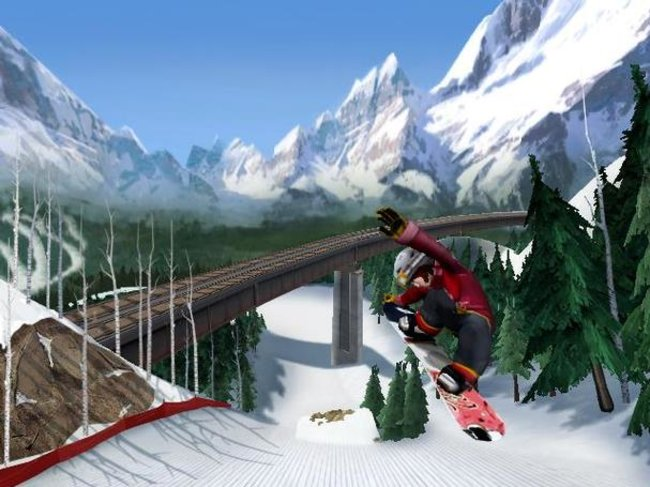 Shaun White Snowboarding: Road Trip - Nintendo Wii - photo 3