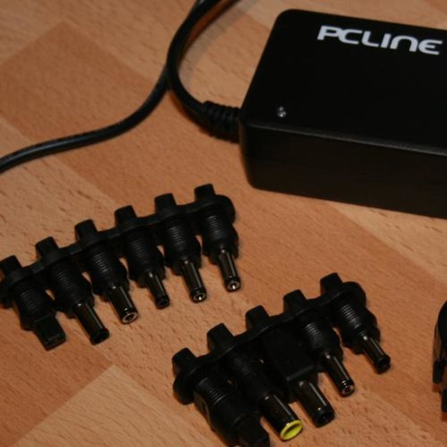 PC Line 90W Universal Laptop Power Adapter - photo 1