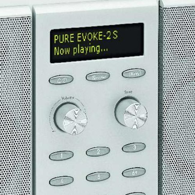 Pure Evoke-2S DAB radio - photo 1