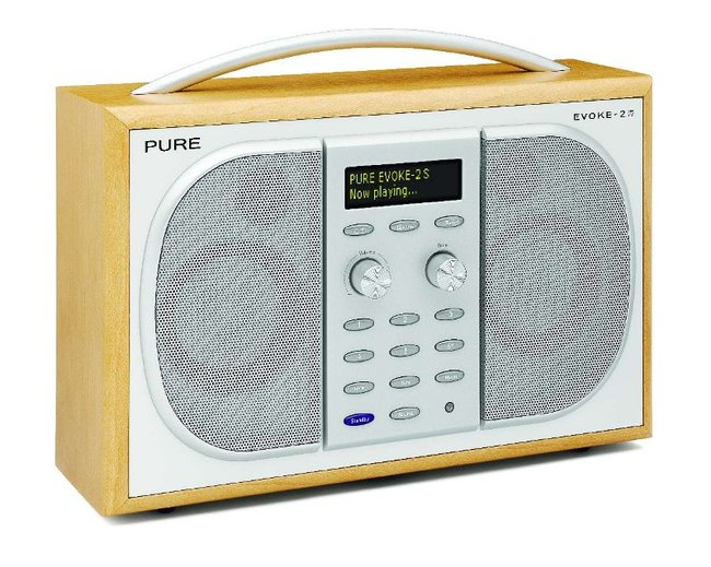 Pure Evoke-2S DAB radio - photo 2