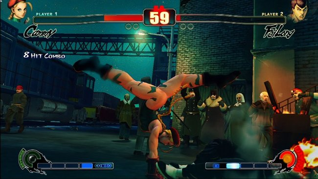 Street Fighter IV - Xbox 360 - photo 3