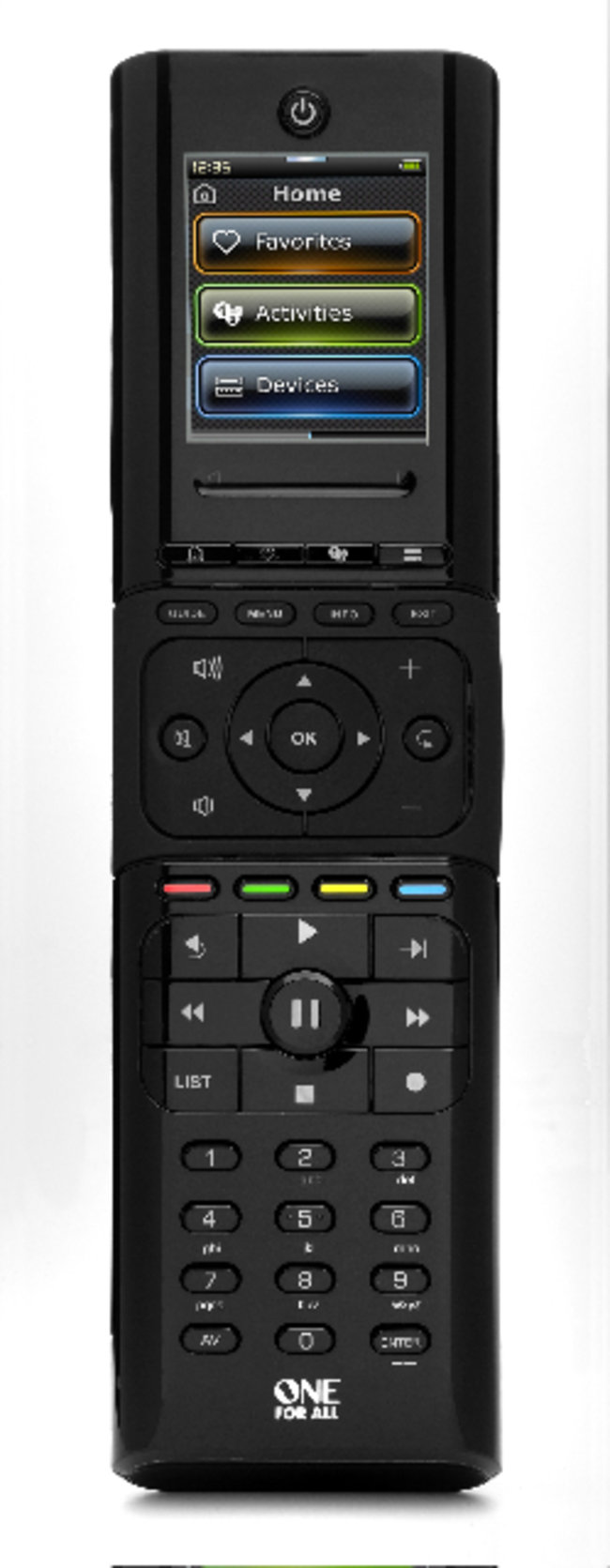 OneForAll Xsight Touch remote control - photo 2