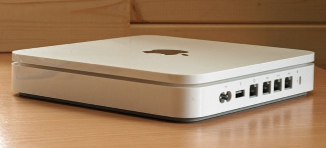 Apple Time Capsule 802.11n Wi-Fi Hard Drive 2009 - photo 4