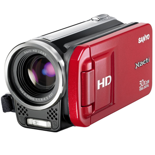 Sanyo Xacti VPC-TH1 camcorder - photo 1