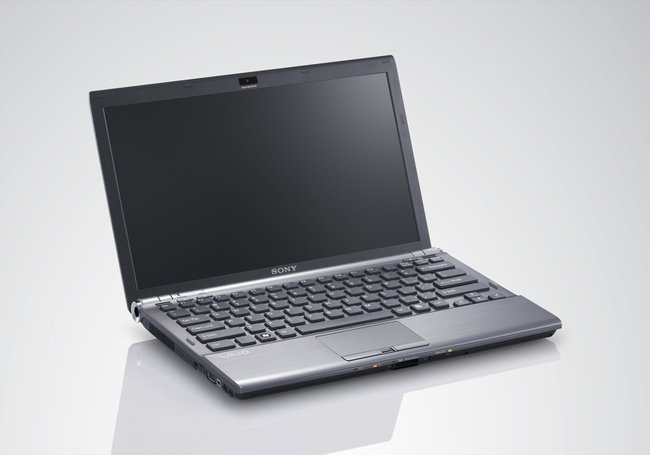 Sony VAIO VGN-Z21ZN/X notebook - photo 3