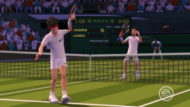 Grand Slam Tennis - Nintendo Wii - photo 8