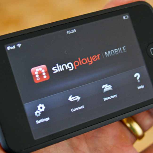 SlingPlayer Mobile for iPhone - photo 1