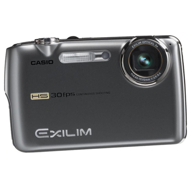Casio Exilim EX-FS10 digital camera - photo 1